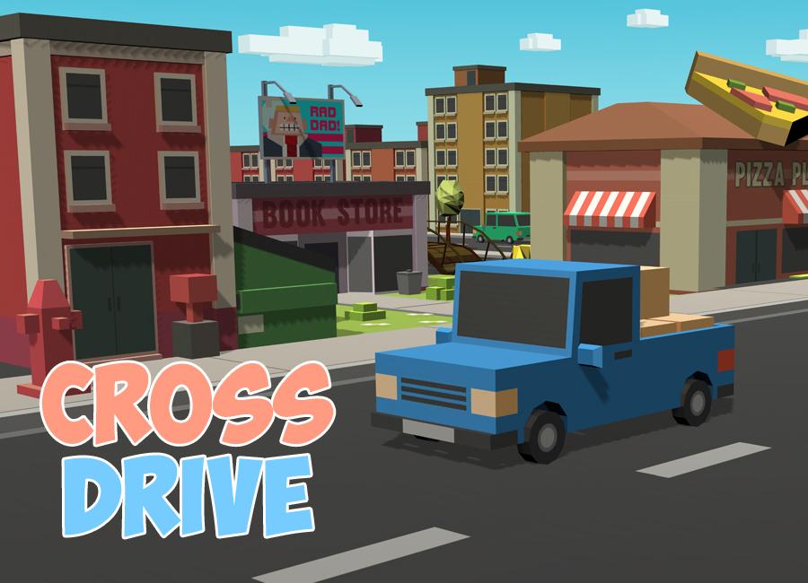 Cross Drive